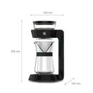 [COSCO代購] W128659 Oceanrich 歐新力奇 經典萃取旋轉咖啡機 附Kalita 無漂白濾紙200張入