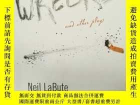 二手書博民逛書店Wrecks罕見and Other Plays by Neil
