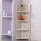 【Osun】DIY木塑板置物架 歐式白色...