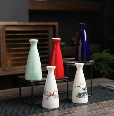 日式二兩小酒壺溫酒壺中式