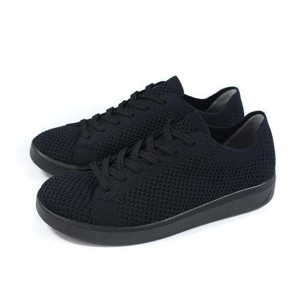inooknit 休閒運動鞋 編織 黑色 女鞋 IK-BJ3FW0705-111 no043