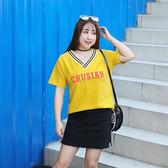 ★韓美姬★中大尺碼~百搭中腰半身褲裙(XL~4XL)