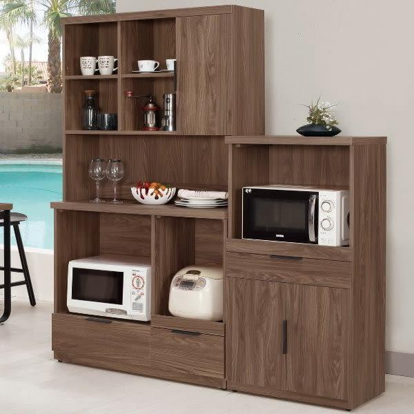 櫥櫃 餐櫃 MK-404-13 諾艾爾5.2尺收納櫃【大眾家居舘】