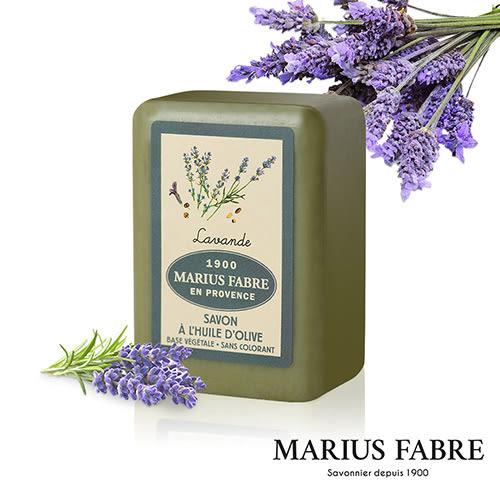 法國法鉑-天然草本薰衣草橄欖皂/250g