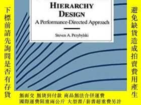 二手書博民逛書店Cache罕見And Memory Hierarchy DesignY255562 Steven A. Prz