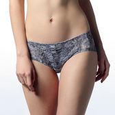 LADY 薇若妮卡系列 低腰平口褲(銀河灰)