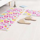 時尚創意地墊28 廚房浴室衛生間臥室床邊門廳 吸水長條防滑地毯(45cm*120cm )