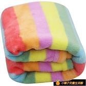 寵物毛毯小型犬狗被冬貓窩墊子貓咪保暖毛巾【小橘子】
