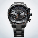 CITIZEN 星辰 GPS光動能衛星對時鈦金屬手錶-43mm CC3085-51E