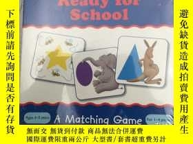 二手書博民逛書店Preschool罕見Games: Ready for Scho