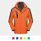 【晶輝團體制服】HM1818*經典二件式防風防潑水衝鋒外套(似GORE-TEX)可單買/ 代印公司LOGO