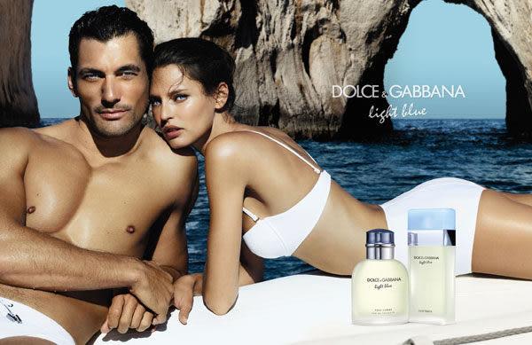Dolce&Gabbana D&G Light Blue Intense 淺藍女性淡香精 25ml 73715《Belle倍莉小舖》