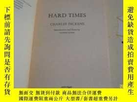 二手書博民逛書店外文原版Hard罕見Times Y7643 Charles di