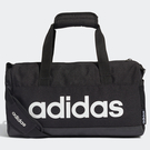 ADIDAS LINEAR CORE DUFFEL (XS) 旅行袋 手提袋 健身 黑 【運動世界】 FL3691