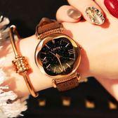 週年慶優惠兩天-手錶 學生韓版簡約時尚潮流休閒大氣復古式防水手錶