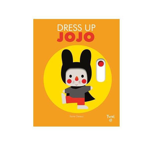 Dress Up Jojo Jojo的服裝秀 趣味操作書