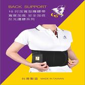 護具 竹炭反光護腰帶 GoAround 10吋抽取式支撐型護腰(1入) 醫療護具 術後保護 不良姿勢 搬重物