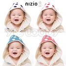 Nizio 小蘑菇天然紗浴巾/圍裙/浴巾/包巾/浴袍 -點點系列共四色