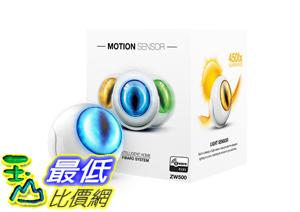 [107美國直購] Fibaro 運動感測器 FGMS-001 ZW5 Motion Sensor with Z-Wave Plus Multisensor