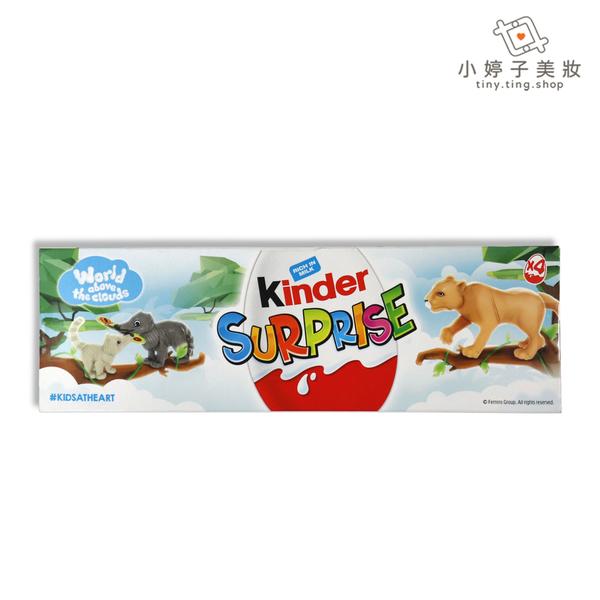 KINDER健達 出奇蛋綜合包 20gx4顆《小婷子》