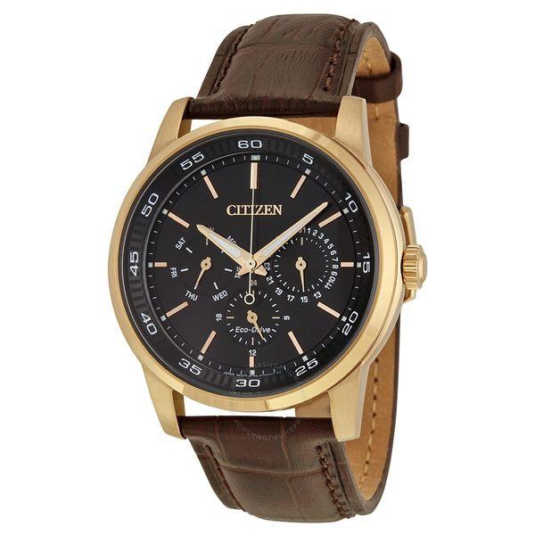 CITIZEN 日本星辰 -光動能BU2013-08E 三眼錶 腕錶 男錶女錶對錶手錶品牌手錶