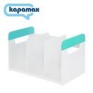 【奇奇文具】KAPAMAX 31700MT 31700GN 薄荷綠 青草綠 3層書架