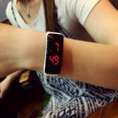 兒童錶正韓LED電子錶運動手環手錶女男情侶觸控學生兒童錶