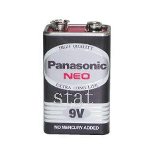 [奇奇文具]【國際牌 Panasonic 電池】9V號電池/碳鋅電池/國際牌9V碳鋅電池(40入)