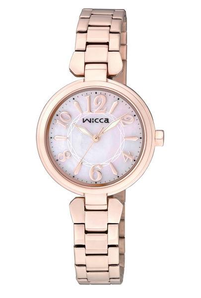 【刷卡分期零利率】CITIZEN WICCA女錶BG3-821-11 26mm/生活防水 台灣星辰公司保固一年