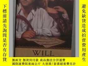 二手書博民逛書店英文原版罕見Will by Grace Tiffany 著Y14