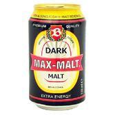 康健生機 MAX-MALT醇麥卡濃黑麥汁24瓶(330ml/瓶)