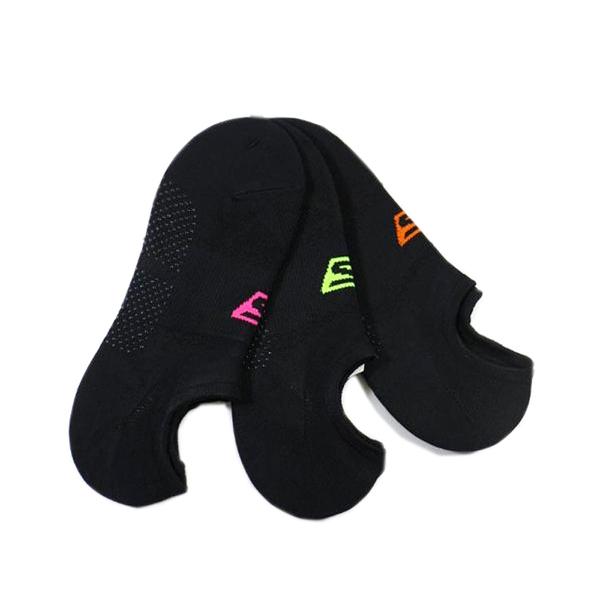 Skechers Sock [S101596-001] 女襪 船型襪 隱形襪 透氣 舒適 止滑 薄款 3入 9-11