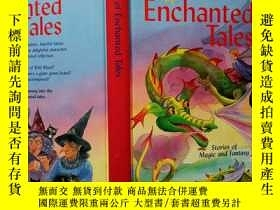 二手書博民逛書店Treasury罕見of Enchanted TaIesY254
