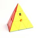 魔方 魔域文化兒童三階三角金字塔魔方益智玩具學生初學者益智力幼兒園【快速出貨八折鉅惠】