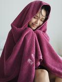 五星級酒店浴巾純棉成人加大加厚柔軟吸水大號800G男女情侶浴巾