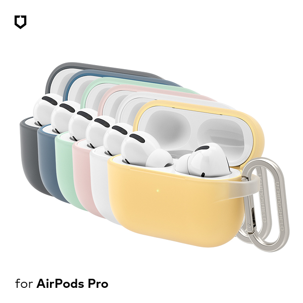 犀牛盾 適用於Airpods Pro 防摔保護套(含扣環)