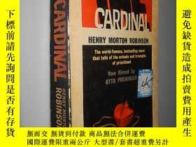 二手書博民逛書店The罕見Cardinal by Henry Morton Ro