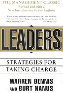 二手書博民逛書店 《Leaders: Strategies for Taking Charge》 R2Y ISBN:0887308392│Harper Paperbacks