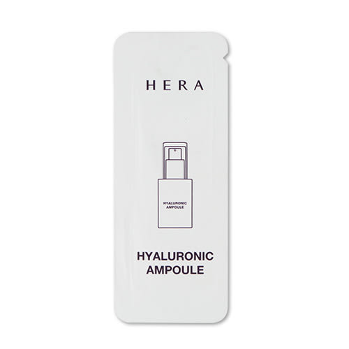 韓國 HERA 透明質酸保濕安瓶 1ml 體驗包【新高橋藥妝】