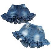 女童夏天褲裙兒童牛仔褲子女孩薄款五分褲外穿短褲女寶小童打底褲【快速出貨】