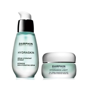 【DARPHIN】活水保濕經典組-活水保濕深層滲透精華液30ml+活水保濕凝膠30ml