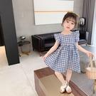 女童洋裝小女孩公主裙女公主兒童裙子夏款洋氣童裝女童寶寶夏裝 夏季新品