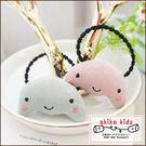 【akiko kids】微笑小水母造型兒童髮圈(兩色隨機)