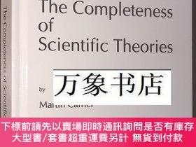 二手書博民逛書店Carrier罕見: The Completeness of Scientific Theories 科學理論的完