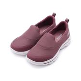 SKECHERS GO WALK EVOLUTION ULTRA套式休閒鞋 玫瑰白 15730MVE 女鞋