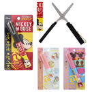 迪士尼剪刀 造型筆型攜帶式不鏽鋼剪刀/收納剪刀 [喜愛屋]