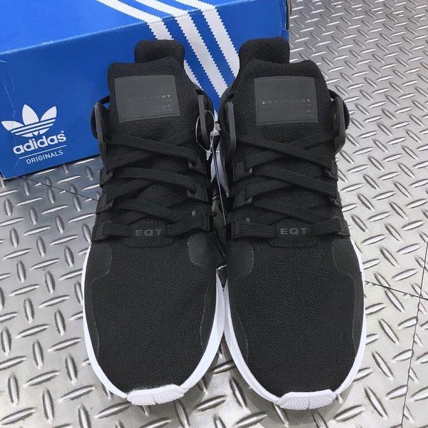 Kumo shoes Adidas Originals EQT Support ADV CP9557 黑色 網布 編織