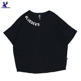 【春夏新品】American Bluedeer - 線條字印花衣(魅力價) 春夏新款