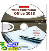 [7美國直購] 2018 amazon 亞馬遜暢銷軟體 Word Processing Office Suite 2018 Perfect Home