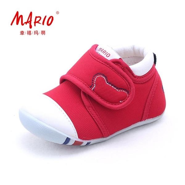 學步鞋男寶寶鞋子女0-1-3歲軟底嬰兒不掉鞋春秋布鞋冬棉鞋寶寶鞋